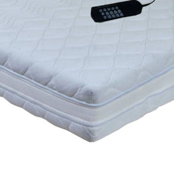 DELUXE MASSAGE MEMORY FOAM MATTRESS + MAXICOOL REMOVABLE COVER