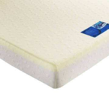 MAXICOOL REFLEX NATURAL LATEX FOAM MATTRESS