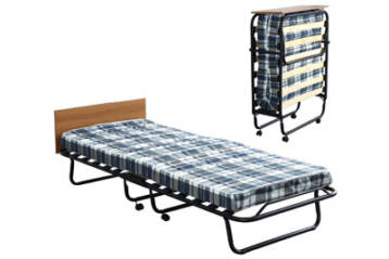 FOLDING SINGLE VISITOR Z GUEST BED