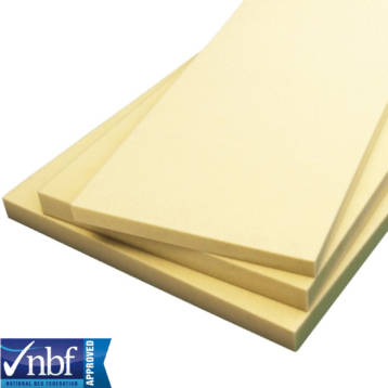 MEMORY FOAM MATTRESS TOPPER 1″ TO 4″ THICKNESS ALL SIZES