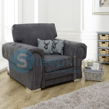 VEGAS ARMCHAIR GREY