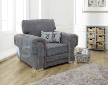 VERONA ARMCHAIR GREY