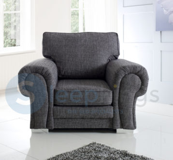 NEWTON ARMCHAIR GREY