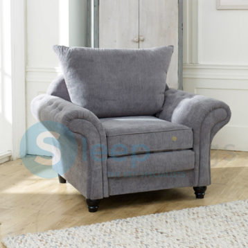 BELLA ARMCHAIR GREY