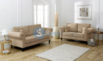 MAYFAIR 3+2 SET STONE BEIGE