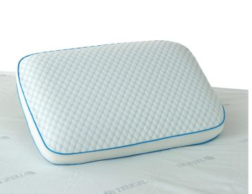 COOL GEL MEMORY FOAM PILLOWS PAIR