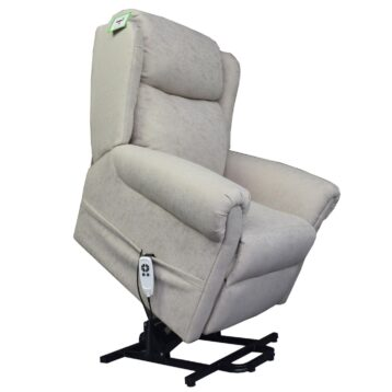 ELECTRIC ADJUSTABLE CARLTON GREY CHAIR