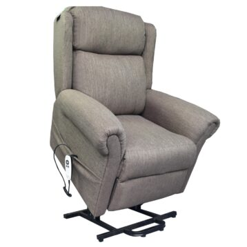 ELECTRIC ADJUSTABLE CARLTON BEIGE CHAIR